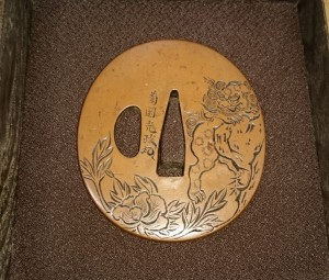 2017.02.22akita(日本刀鍔)