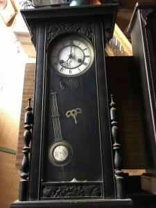 2017.09.08kooriyama(アンティーク掛時計)#ユンハンス#買取り#骨董品