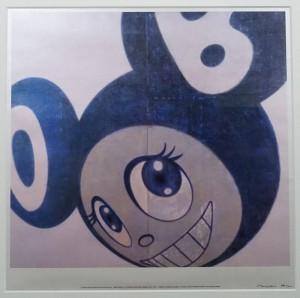 村上隆 絵画 現代美術 ポップアート DOB 買取り 買取専門店 くらや松戸店