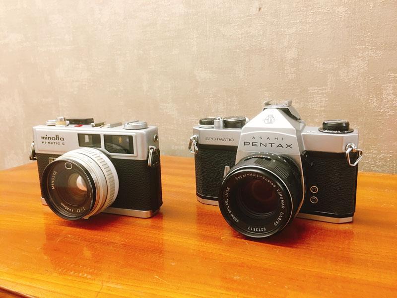 ミノルタ ペンタックス カメラ 遺品整理 片付け 買取り 買取専門店 くらや松戸店