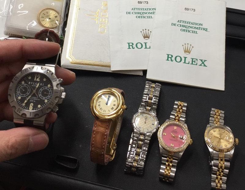 ロレックス 高級時計 ブランド時計 買取 買取専門店 くらや札幌西店