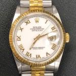 ロレックス ホワイトローマン 高級時計 ブランド時計 買取 買取専門店 くらや旭川店