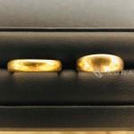 貴金属 かまぼこリング 金 指輪 アクセサリー 買取専門店 くらや旭川店