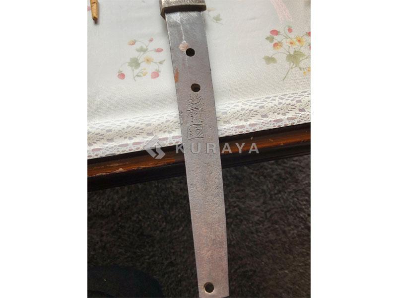 北海道旭川市 日本刀の買取|刀工 刃文 鍔|鑑定士が見ている査定ポイント